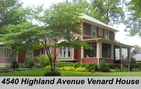 4540 Highland Avenue Venard House